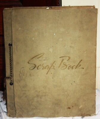 "Vtg Photo Album-WW2-Black GI-Combat Area, ""Liberated"" Pics, Stamps, etc 1944-45"