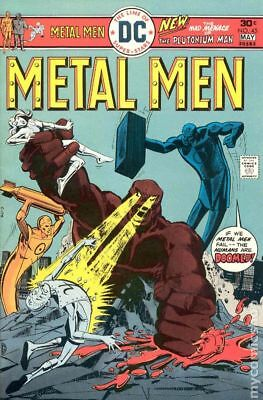 Metal Men (1st Series) #45 1976 VG 4.0 Stock Image Low Grade