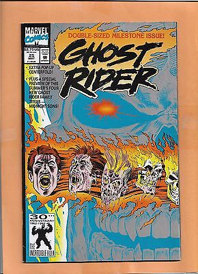 Ghost Rider #25 May 1992 Milestone Production Marvel Comics