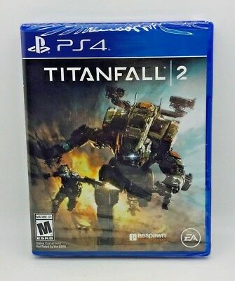 BRAND NEW Titanfall 2 Sony PlayStation 4 PS4