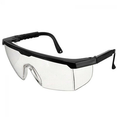 Clear Eye Protective Safety Glasses Spectacles Protection Goggles Eyewear Work