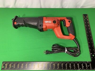 Hilti Wsr 1000 Reciprocating Saw !!
