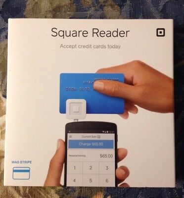 iPhone iPad Android Credit Card Reader Square Magnetic Pay Mobile Machine USA