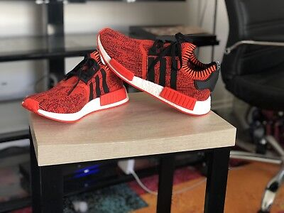 7271b7d9d adidas NMD R1 AI Camo Red Apple 2.0 - CQ1865 Size 11 US