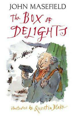 The Box of Delights by Masefield, John, NEW Book, (Paperback) FREE & Fast Delive