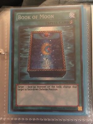 Book of Moon Secret Rare 1st edition LCJW LP