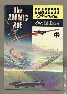 Classics Illustrated Special #156A 1960 VG 4.0