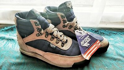 diverse styles hot product buy popular VINTAGE HI TEC Hiking Boots Trainers Size 6 90's - £7.43 ...