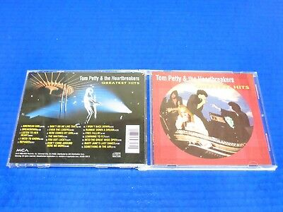 Tom Petty & the Heartbreakers - Greatest Hits - 1993 Rock CD w/18 Tracks EX Cond