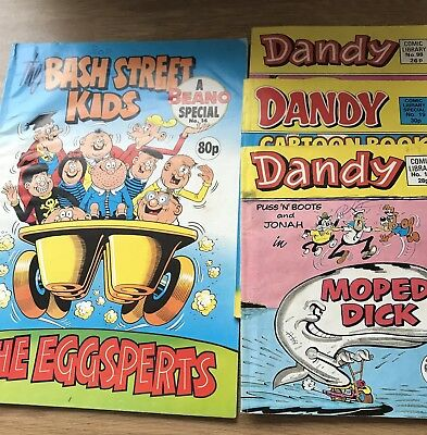 The Bash Street Kids & Dandy bundle