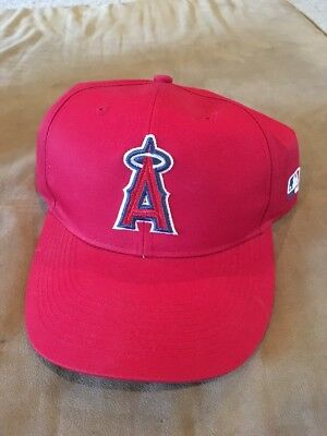low cost 658ec 2659a Los Angeles Angels MLB Baseball Fitted New Era 59FIFTY Cap Hat OSFM