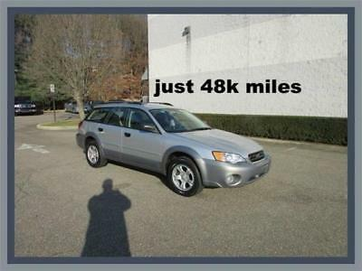 2007 Legacy Outback 2007 Subaru Legacy Wagon Outback  just 48k Miles  One owner