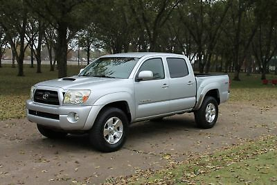 2006 Toyota Tacoma Crew Cab 4WD Crew Cab 4WD TRD Sport Pkg 2 Owner Perfect Carfax TRD Sport Pkg Automatic Transmission Well Maintained