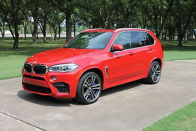 2015 BMW X5 M M  1 Owner MSRP New $109759 One Owner Perfect Carfax Bang & Olufsen  Executive Pkg Michelins $109750 MSRP