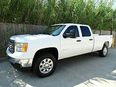 2012 GMC Sierra 3500HD SLE 2012 GMC Sierra 3500HD Crew Cab 4x4 6.6L Duramax Turbo Diesel Engine