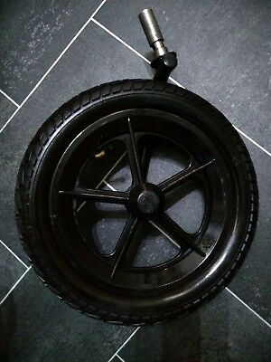 Phil & Teds Sport Front Wheel, Bar +Tube, Complete Unit with upgraded Tyre