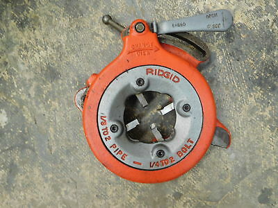 "Ridgid - 811A - 1/8"" - 2"" Universal Die Head For Ridigid 300/535 Pipe Threader"