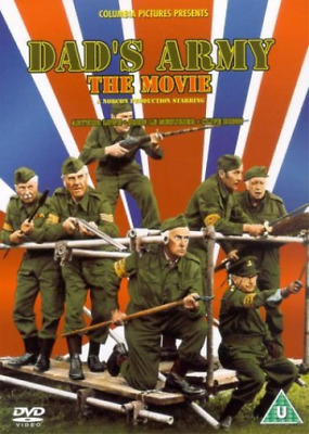 0-Dad`S Army - The Movie (UK IMPORT) DVD [REGION 2] NEW