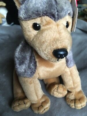 a0c1ed876fa NMT  Ty Beanie Baby ~ SARGE the German Shepherd Dog ~ MWNMT