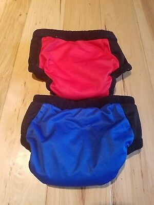 Super Undies Training Pants medium (size 1), 2 pairs