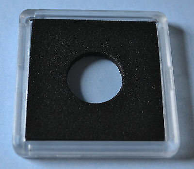 15 - 26.5mm GUARDHOUSE 2x2 TETRA PLASTIC SNAPLOCK COIN HOLDER for SMALL DOLLARS