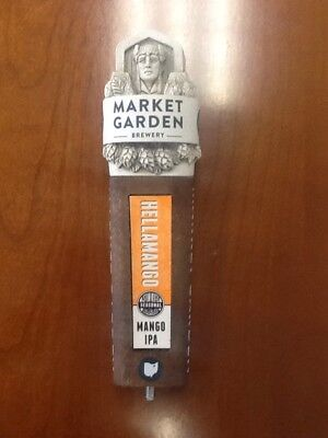 Market Garden Brewery Tap Handle