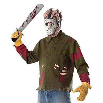 138fc65dcb05 Rubie's Costume Friday The 13th Jason Voorhees Kit Multicolored One Size -