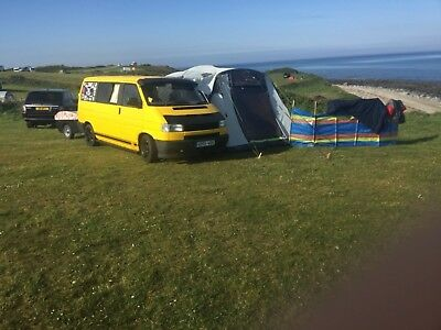 Vw T4 Campervan Trsnsporter Airbesm Awning Included