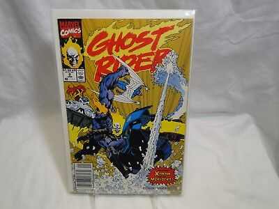 Marvel Comics - GHOST RIDER - Issue #9