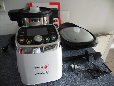 FAGOR - Robot cuiseur multifonction GRAND CHEF