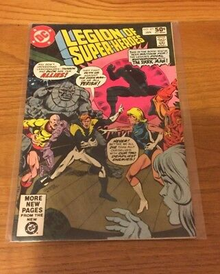 The Legion Of Super Heroes 271. Vfn Cond. Jan 1981. Dc.