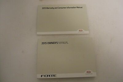 kia forte owners manual 2015
