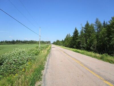 4.4 Acres for Sale in Southeast New Brunswick near Sackville - Canada
