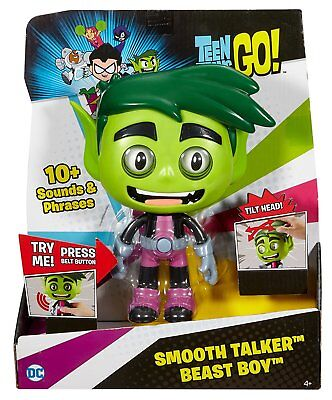 "2/"" Toy Game Kids Play Gift 6-Pack Teen Titans Go Teen Titans Action Figure"