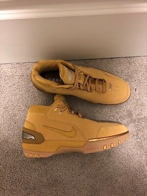 594344ebed6f1 NIKE AIR ZOOM Generation Lebron 11 All Star Vachetta Tan 308214-200 ...