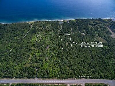 Lot 10 Cabot Shores (2.9 ACRES) - Skir Dhu, Cape Breton, Nova Scotia - Canada