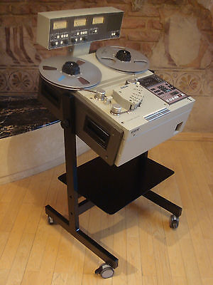 NEW CUSTOM Cart Stand Sony APR- Studer A- Reel Recorder