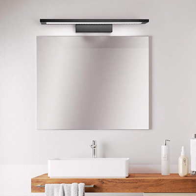 8w Cool White LED Vanity Light Bathroom Make-Up Wall Mirror Picture NEW US