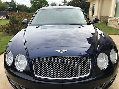 2011 Bentley Continental Flying Spur  vehicles