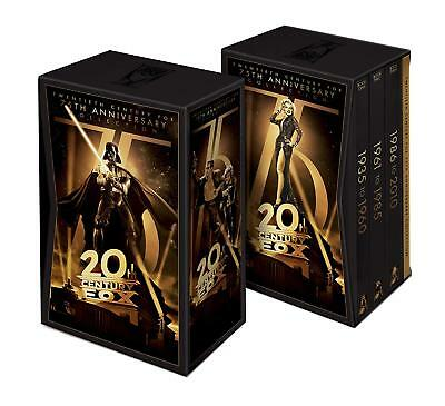 NEW! 20th Century Fox 75th Anniversary Collection 75 MOVIES DVD 75 Films