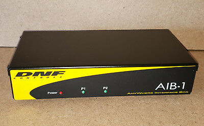 DNF Controls AIB-1 AnyWhere Interface Box GPI Control