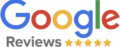 5 Star (2) Google Reviews For Business Authentic TWO 5 STAR Google Review