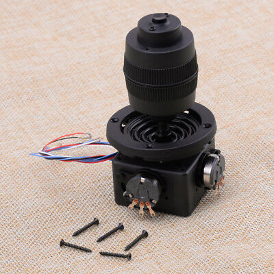 4-Axis Joystick Potentiometer Button Control For JH-D400X-R2 5K Ohm 4D With Wire