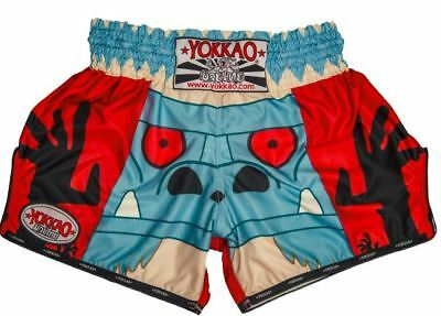 "Yokkao Carbonfit ""monster"" Muay Thai Boxing Shorts Adult Shorts"