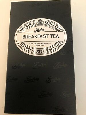 Wilkin & Sons Ltd Tiptree Breakfast Tea Bags 50g
