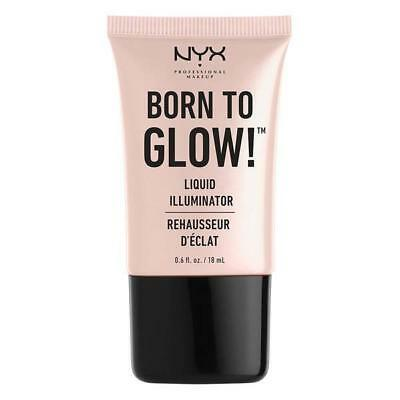 NYX Born to Glow Liquid Illuminator LIM01 Sunbeam 18mL
