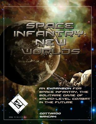 Lock N Load Boardgame Space Infantry - New Worlds Expansion Zip MINT
