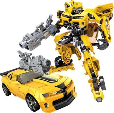 Transformer Chils gift Robot Toy Anime Bumblebee  Series Deluxe Action christmas