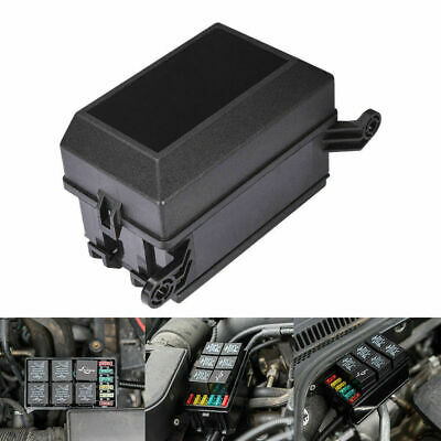 golf cart boat fuse panel box led indicator light 0977 19 95 rh picclick com ezgo golf cart fuse box star golf cart fuse box
