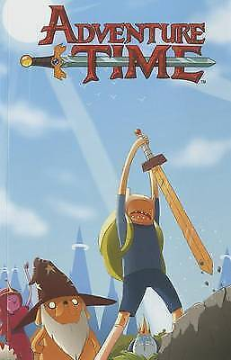 Adventure Time by Ryan North (Paperback / softback, 2014)